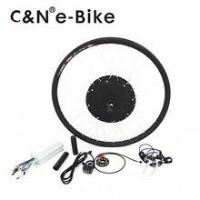 50km h high speed electric bike kits road bicycle conversion kit 48v 1000w