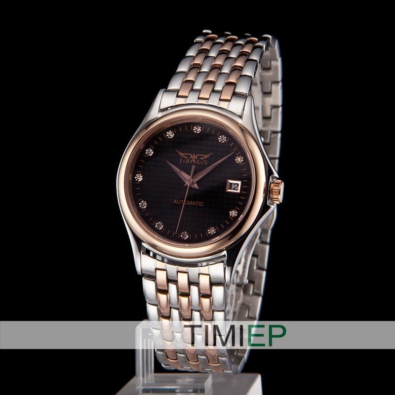 d1863695612 Novo Luxo Automático Mecânica Mens Moda Relógio Cronógrafo Calendário Multi  Função