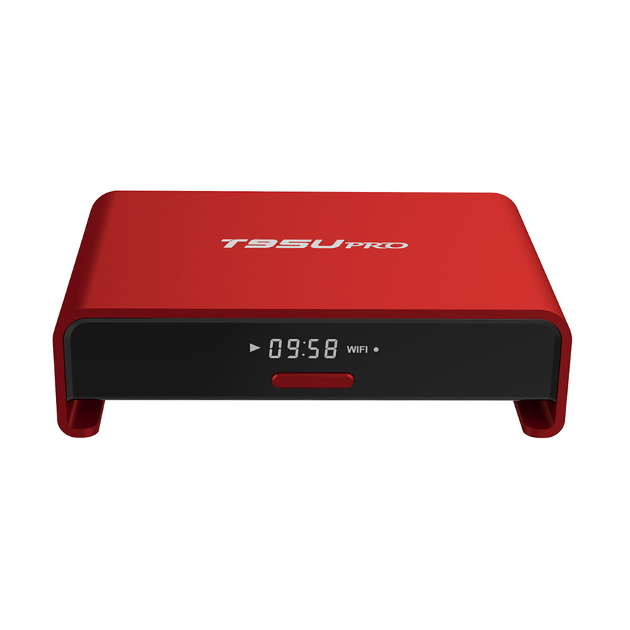 ФОТО Android TV Box T95U With Pre-installed KODI 2GB/16GB S912 Octa core Android 6.0 4K Smart media player