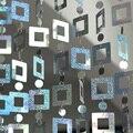 ПВХ шторы с блестками предметы домашнего обихода перегородки пластик шторы товары для дома праздничные Свадебные украшения - фото