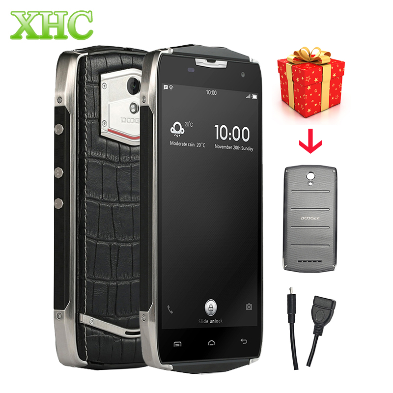 DOOGEE T5 Lite 4G LTE Smartphone IP67 A Prueba de agua 4500 mAh 5.0 pulgadas And