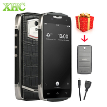 DOOGEE T5 Lite 4 Г LTE Смартфон IP67 Водонепроницаемый 4500 мАч 5.0 дюймов Android 6.0 MTK6735 Quad Core 2 ГБ 16 ГБ 8MP OTG Сотовых Телефонов