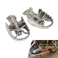 Motorcycle Foot Pegs Front Footrest For BMW G 650GS 1200GS 2013 2014 F650GS 2000 2012 F 650 700 800GS 2008 2012 R 1150GS ADV 05