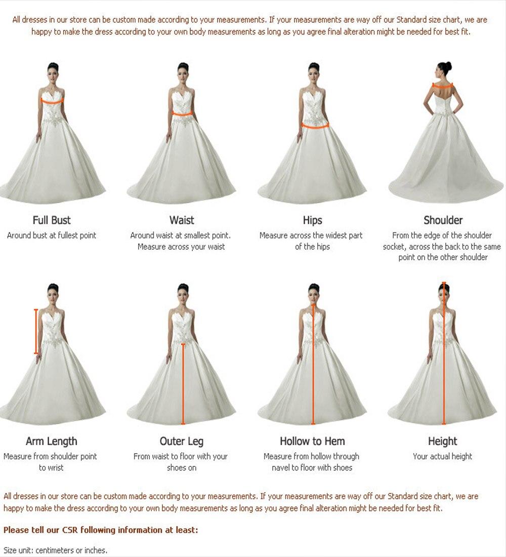 wedding dress style chart - Dolap.magnetband.co
