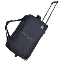 Новый 2016 марка ручной клади мешок чемодан Ttrolley дорожная сумка на колеса для женщины мужчины путешествия Duffle Оксфорд Дорожная сумка на колесах