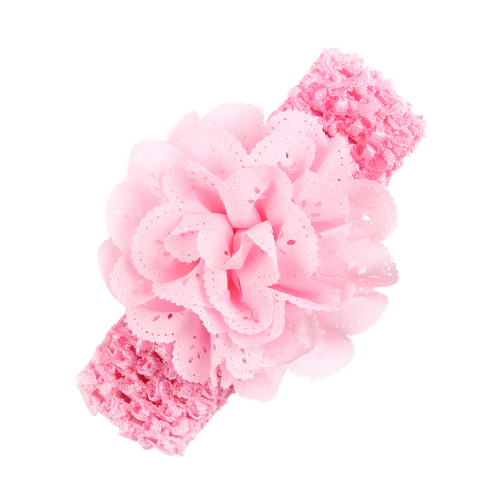 Fashion Flower Wide Headband Flower Hair Bow Girl Hollowout Headbands acessories Headband Hair Accessories H083