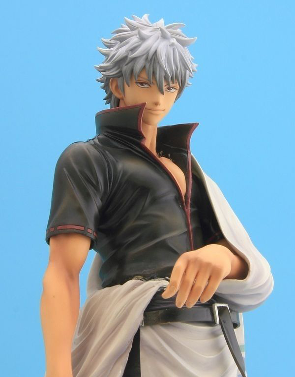 100% Original Banpresto Master Stars Piece (MSP) Collection Figure - Sakata Gintoki from Gintama nuova vita бесшовные дородовые трусы