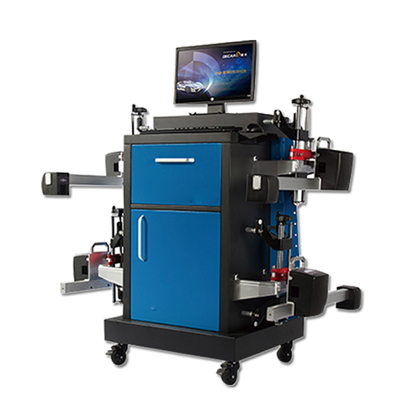 High Accuracy 3D Wheel Alignment Machine With CE Auto Four-wheel Alignmenter Bluetooth Wheel Aligner