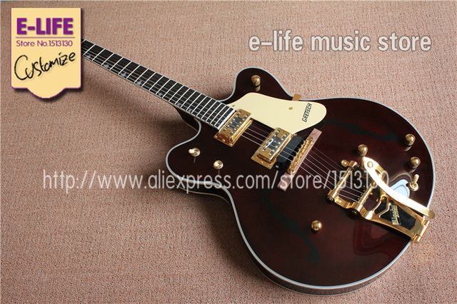 Aliexpress Com Buy China Music Instruments Archtop Body