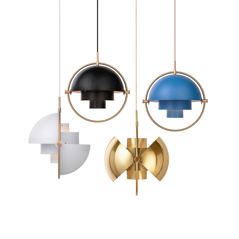 Modern Transformer Pendant Light Indoor Decorative Nordic