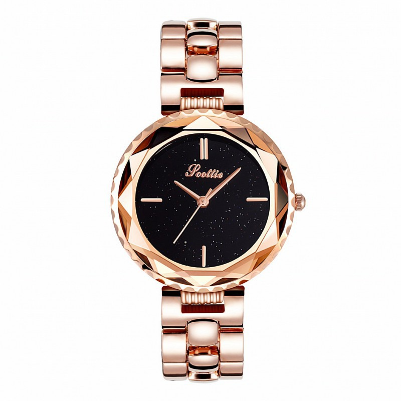 Top Brand Women's Watches Women Fashion Rhinestone Gold Quartz Wrist Watch Woman Casual Dress Watch Lady Clock Bayan Kol Saati simple style mesh steel women watches top brand luxury rose gold black ladies quartz hours woman dress watch bayan kol saati