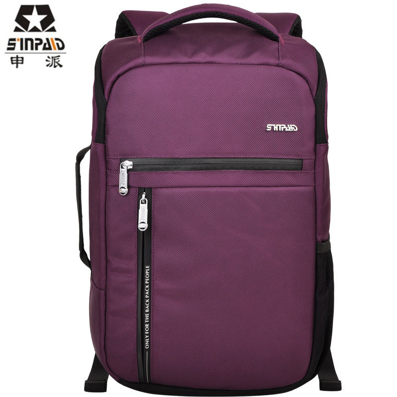 Sinpaid 2017 New Men's Backpacks Bolsa Mochila for Laptop 15 Inch 16 Inch Notebook Computer Bags Men Backpack School Rucksack-FF bagsmart new men laptop backpack bolsa mochila for 15 6 inch notebook computer rucksack school bag travel backpack for teenagers