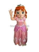 София принцесса костюм талисмана обычай Необычные костюмы аниме косплей тема маскарадный карнавальный костюм