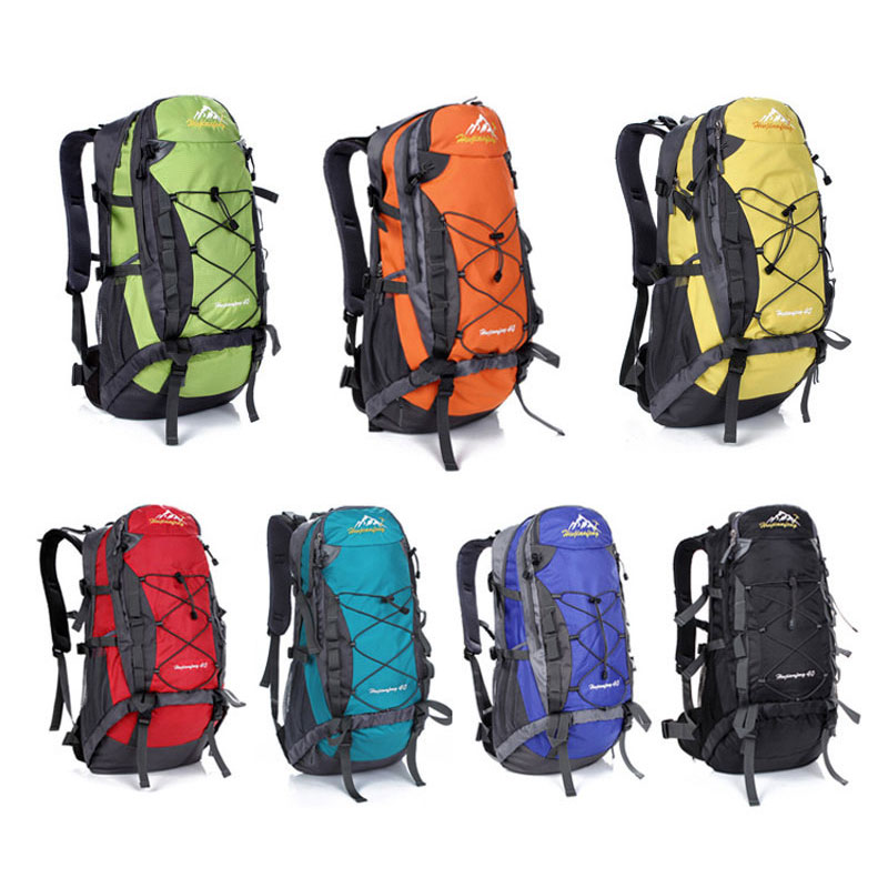 40L Super waterproof fabric Outdoor Professional Cycling Backpack Camping Hiking Backpack Travel Bag Mountaineering Backpack outdoor mountaineering bags cycling backpack shoulder bag men and women student trekking travel bag camping equipment 40l