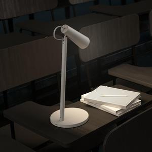 Image 4 - أحدث Xiaomi Mijia شحن لمبة مكتب 2000mAh USB قابلة للشحن المحمولة الجدول 3 الصف وسائط يعتم القراءة ليلة ضوء