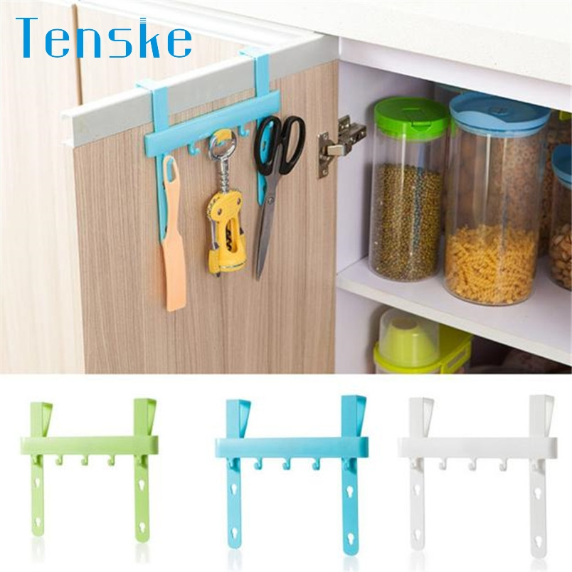 d147f359634fd Tenske المطبخ حامل 1 قطعة معلقة لتخزين مثالية للمطبخ ثلاثة ألوان  20 2017  هدية قطرة