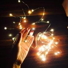 Copper LED String Light for Christmas Decor
