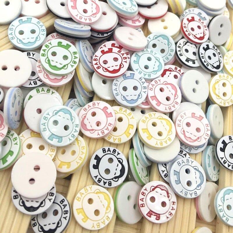 50/100 Uds. Botones de plástico para bebé de 13mm, colección de recortes, artesanía de costura PT138 Funda de silicona negra para coche plegable con tapa de 2 botones, funda protectora para Renault Dacia Modus Clio 3