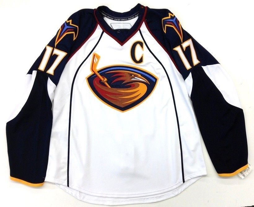 ... cheap atlanta thrashers 17 ilya kovalchuk hockey jersey embroidery  stitched customize any number and name jerseys 40c381e88