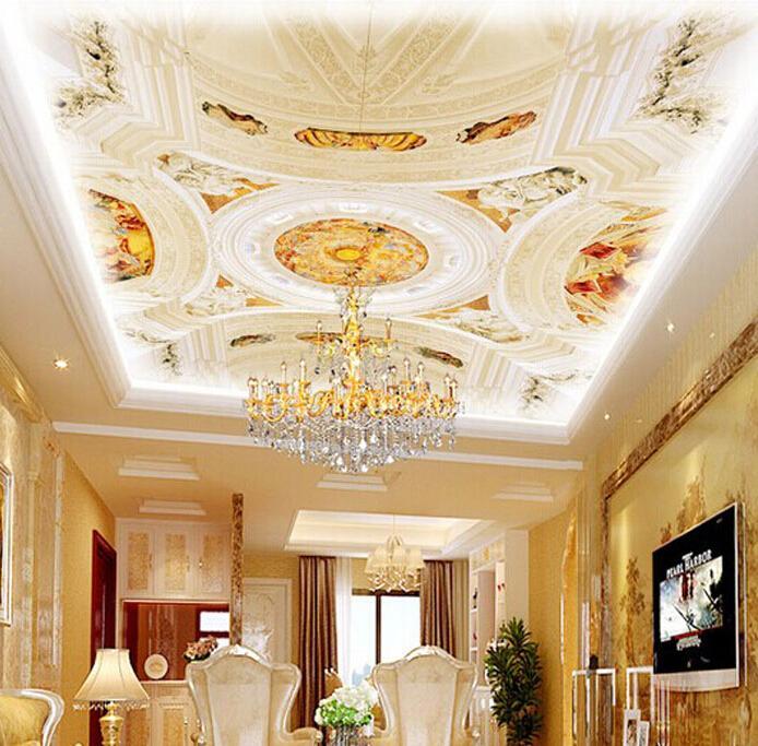 Aliexpress.com : Buy Custom Any Size 3D Wall Ceiling