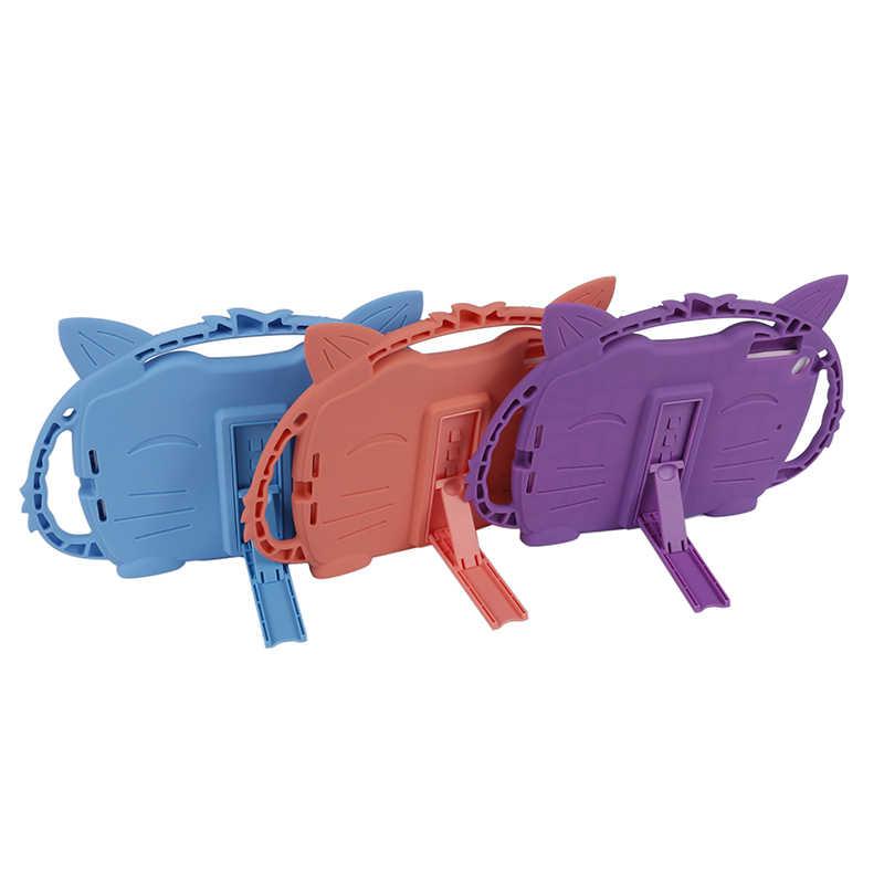 لطيف الثعلب غطاء من السيليكون لباد برو 11 بوصة كيد ودية تحمل لباد برو 11 inc 2018 للصدمات قابل للغسل اللوحي PC قذيفة حالة