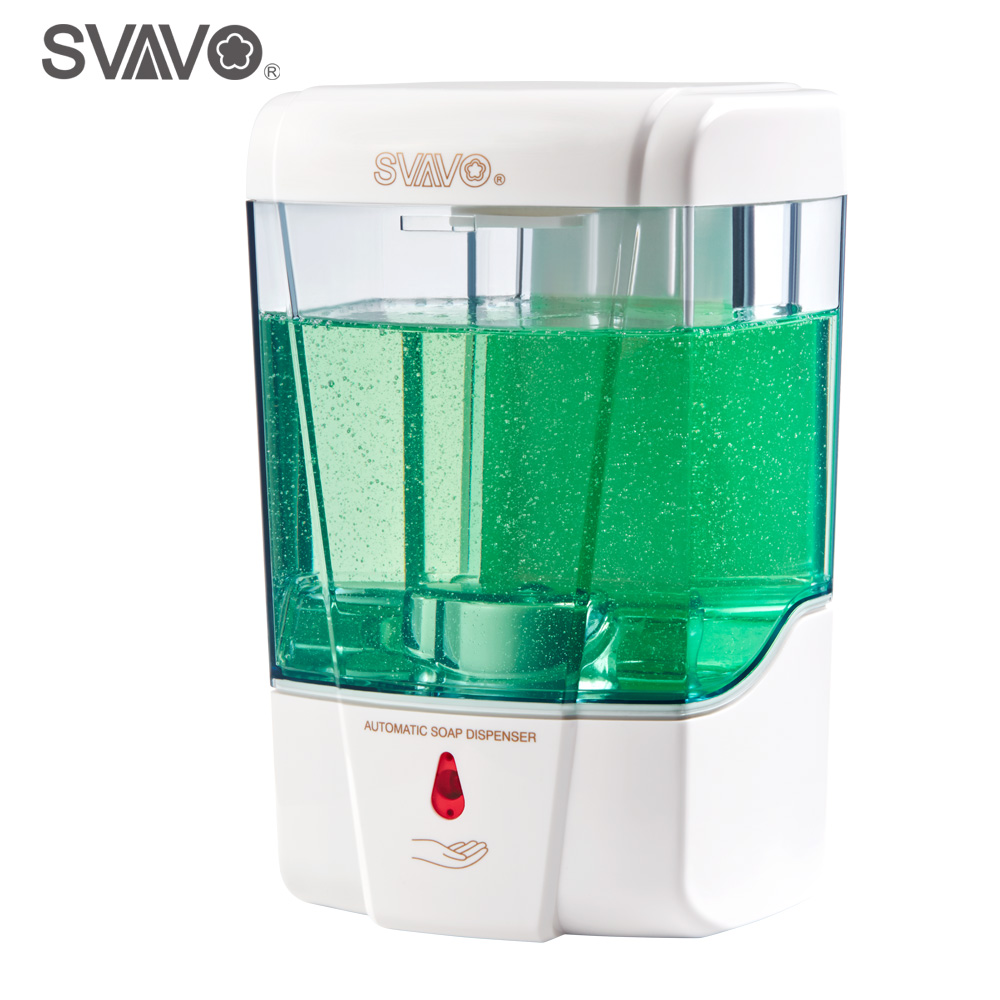 Electric Soap Dispenser For Home ~ Ml capacity automatic soap dispenser touchless sensor