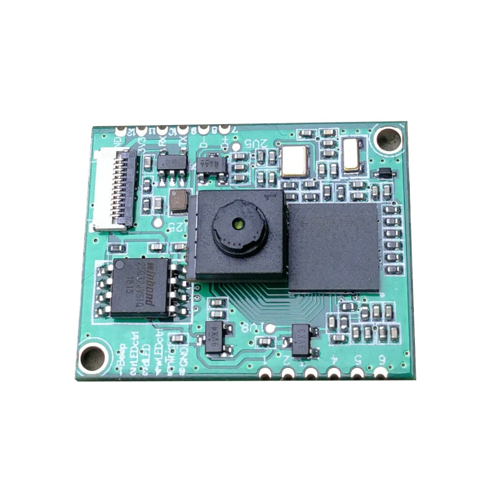 GM68 1D 2D Bar Code Scanner QR Code Reader Mod Code scanner Barcode Module все цены