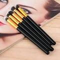5 PCS Pro Kits de Maquiagem Jogo de Escova Cosméticos Ferramenta Eyeshadow Fundação Misturando Acessórios de Beleza Por Atacado