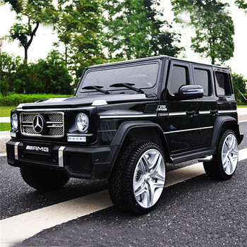 Look Alike Mercedes G Class Electric Car For Kids Your Dream Toys