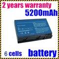 Jigu batería del ordenador portátil para acer aspire 3100 3690 5100 5110 5515 5610 5630 5650 5680 9110 9120 9800 lip6199cmpc lip8151cmpcfsy6