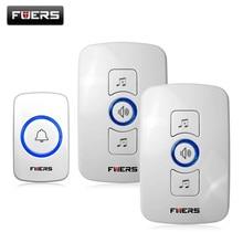 M525 Wireless Doorbell Smart Receiver Home Gate Security Doorbell Home Alarm System Security System 433MHz