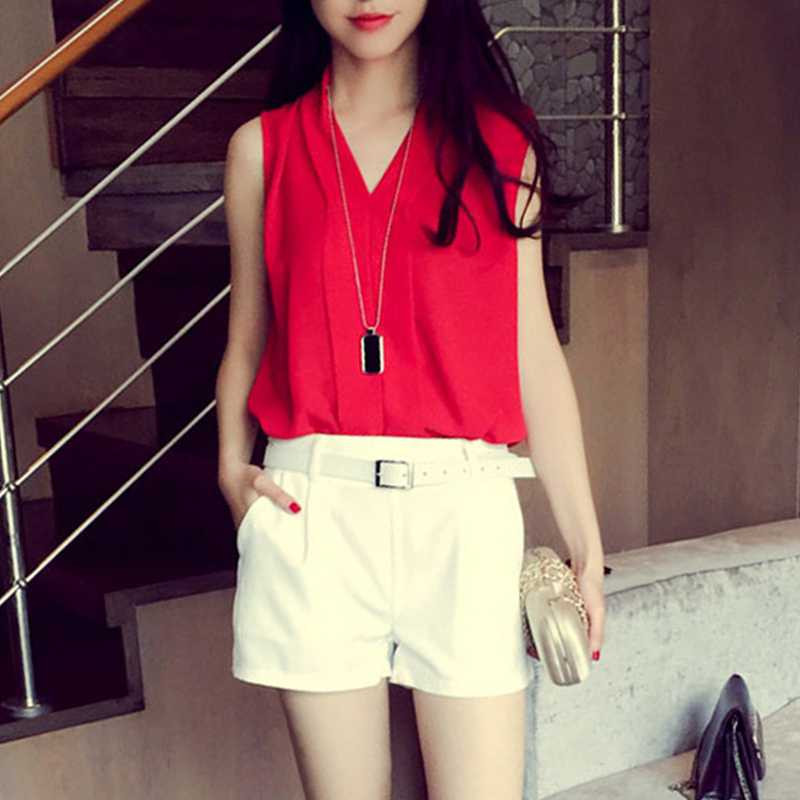 HTB1QrPtPVXXXXbzaXXXq6xXFXXXW - Woman Casual Loose Office Lady Top Female Shirt Blusas