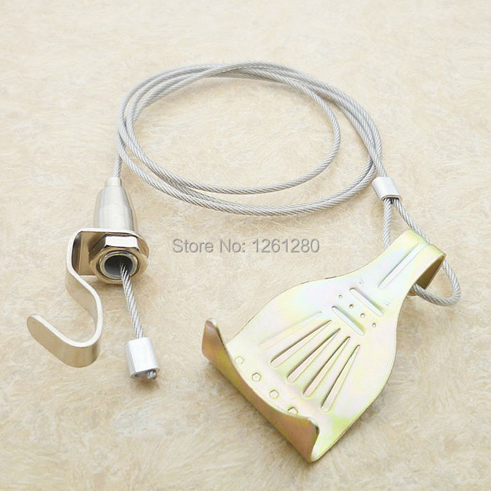 free shipping hook hanging picture hook stainless steel wire art ...