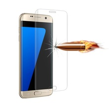 0.2mm Anti-explosion Curved Full Coverage Tempered Glass Film for Samsung Galaxy S7 edge G935