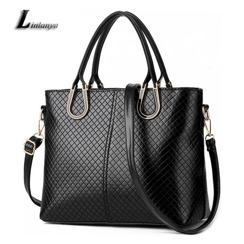 Women Pu Leather Messenger Bags Diamond Lattice Tote Bags For Ladies Sac A Main Red Bronze Shoulder Bags Female Fashion Handbags hot boots women sexy black thigh high boots peep toe soft leather back zip high heels over the knee boots gladiator sandal boots