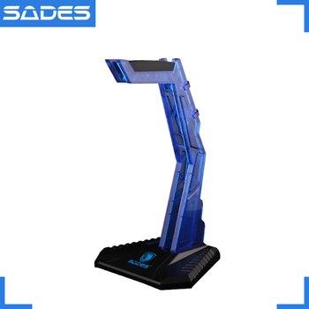 SADES WOLFBONE игровая Гарнитура держатель Professional Подставка для наушников модульная подставка держатель