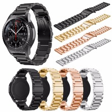 Mayitr Stainless Steel Wrist Band For Samsung Gear S3 Frontier / Classic High Quality