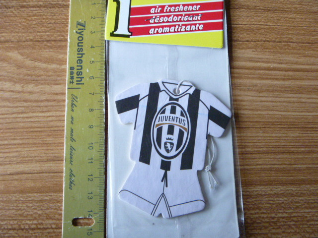 1000pce World famous soccer jersey football team Team logo car air freshener Football air freshener Random shipments