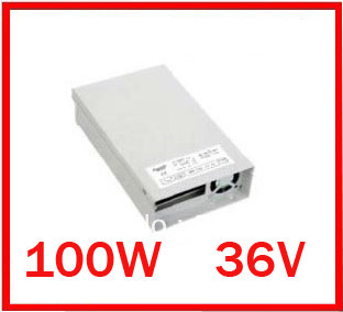 DMWD cctv power supply 100w 36V 2.8A rainproof ac dc converter outdoor Switching power supply smps dmwd switching power supply 40a power