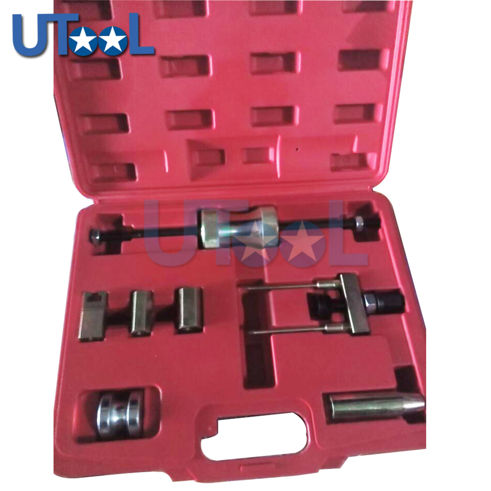 Professional Common Rail Injector Puller Set Diesel Engine Garage Tool Set T10055 TDI engine diesel injector puller set removal garage tool for vag tdi vw audi