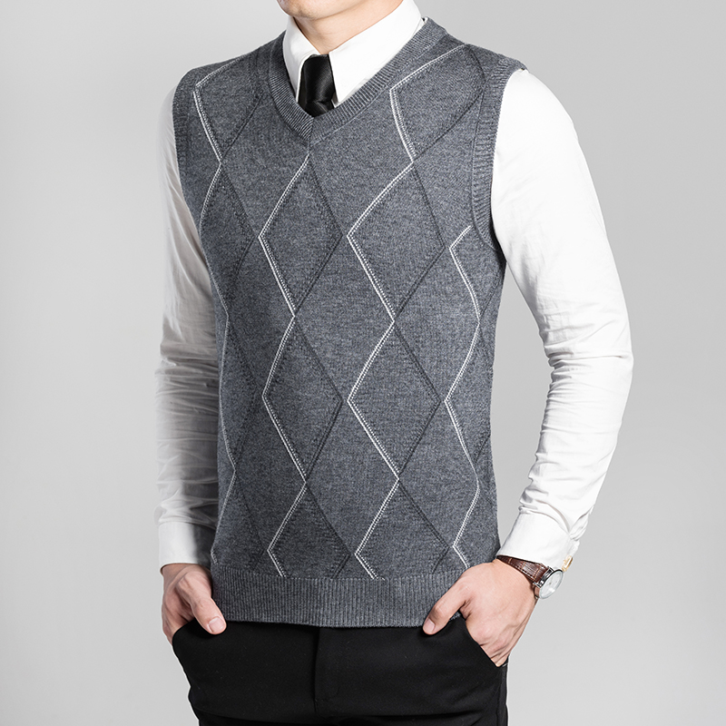 Vest Jumper Knitting Pattern : Popular Mens Sweater Vests-Buy Cheap Mens Sweater Vests lots from China Mens ...