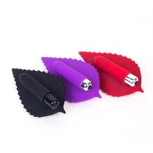 Формы листьев палец вибратор для женщин Мастурбаторы клитора стимул вибрационный массаж игрушки для взрослых поставляет G точка секс-машина