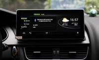 Touch Screen Car Android 8.0 Radio Player Fit for Audi A4L Q5 A5 2009 Multimedia 8Core Gps Navigation Bluetooth with MMI Menu