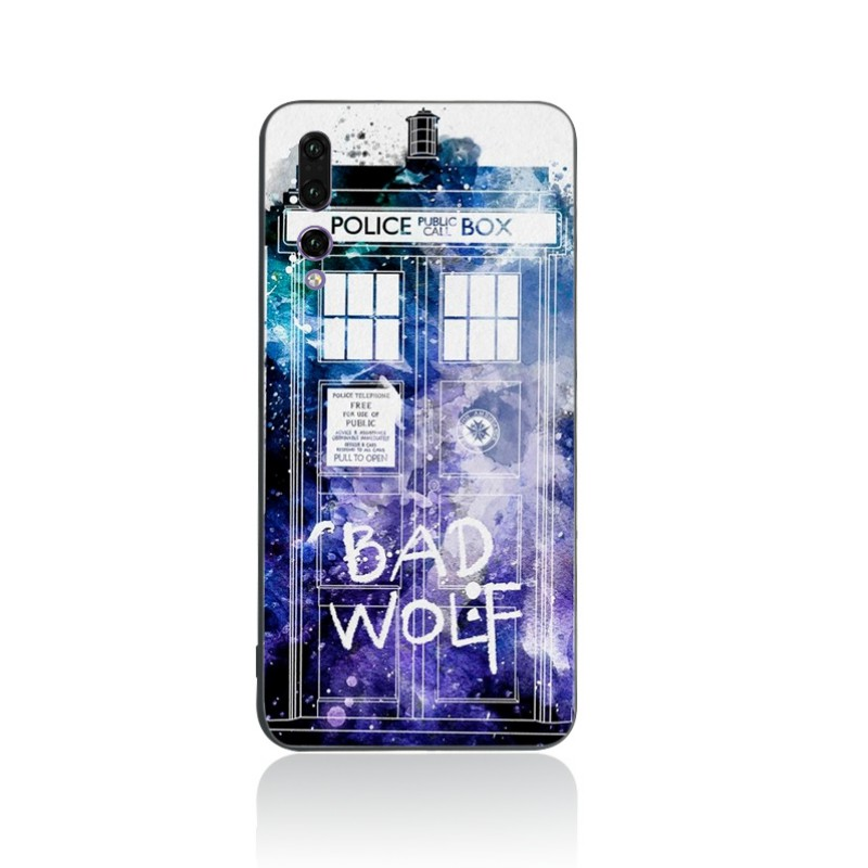 Yinuoda Doctor Who Police Box Tardis High Quality Phone Case For Huawei P10 Plus 20 Pro P20 Lite Mate9 10 Lite Honor 10 View10 Soft And Light Phone Bags & Cases Cellphones & Telecommunications