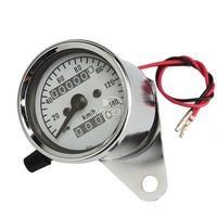 Free Shipping 0 140km H Odometer Speedometer Gauge For Yamaha Harley Honda Kawasaki Suzuki