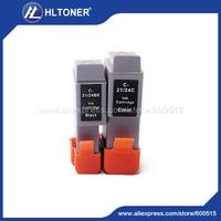 4pcs Compatible ink cartridge Canon BCI-21 BCI21 for BJC-2000SP/2100/2100SP/4000/4100/4200/4200SP/4300/4310SP/4400/4550 4650/50