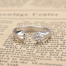 Cute Cat Claw Ring for Cat Lovers