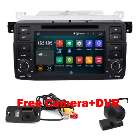 free camera 8gb map 7 touch screen sat navi for bmw e46. Black Bedroom Furniture Sets. Home Design Ideas