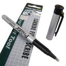 Pro'sKit Carbide Fiber Scribe DK-2026N Chisel Point Fiber Optic Cleaving Tool Optical Fiber Pen Tungsten Steel Fiber