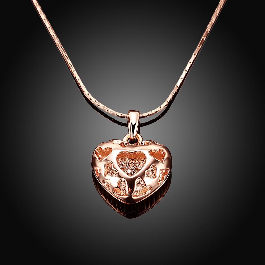 XU Clássico Moda Heart shaped Colar Pingente Delicado das Mulheres Pop  Dazzling Jóias Venda Por Atacado Como Bolos Quentes N583 em Pingente  Colares de Jóias ... 0c97183cd3